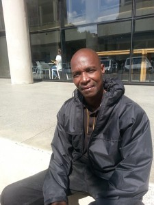 John Mphakathi