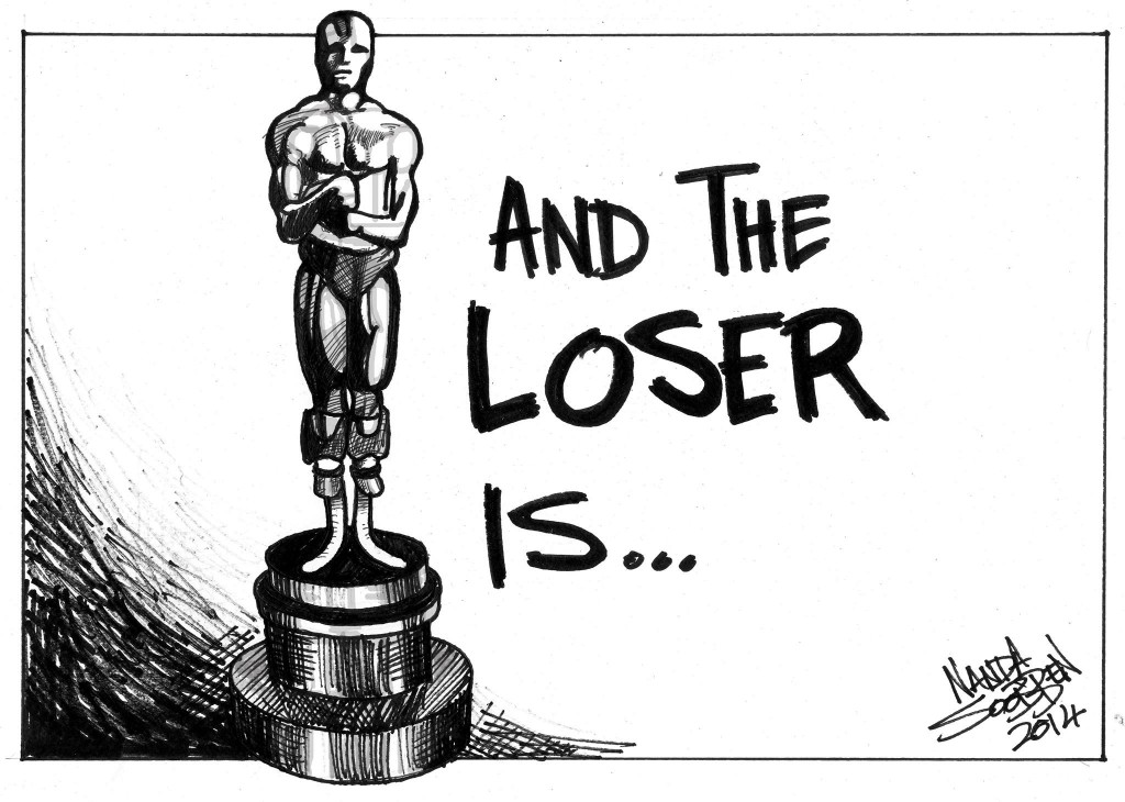 and the oscar goes to essay Once again, social media was filled with complaints: #oscarssowhite how can  the academy increase diversity in nominations and awards.