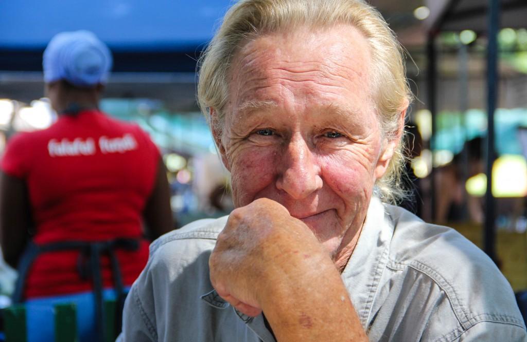 Guy Myburgh, 58