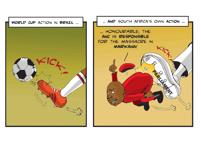 Malema gets the boot
