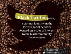 Black twitter [saffiyah]