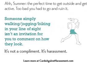 Cards against harassment 1