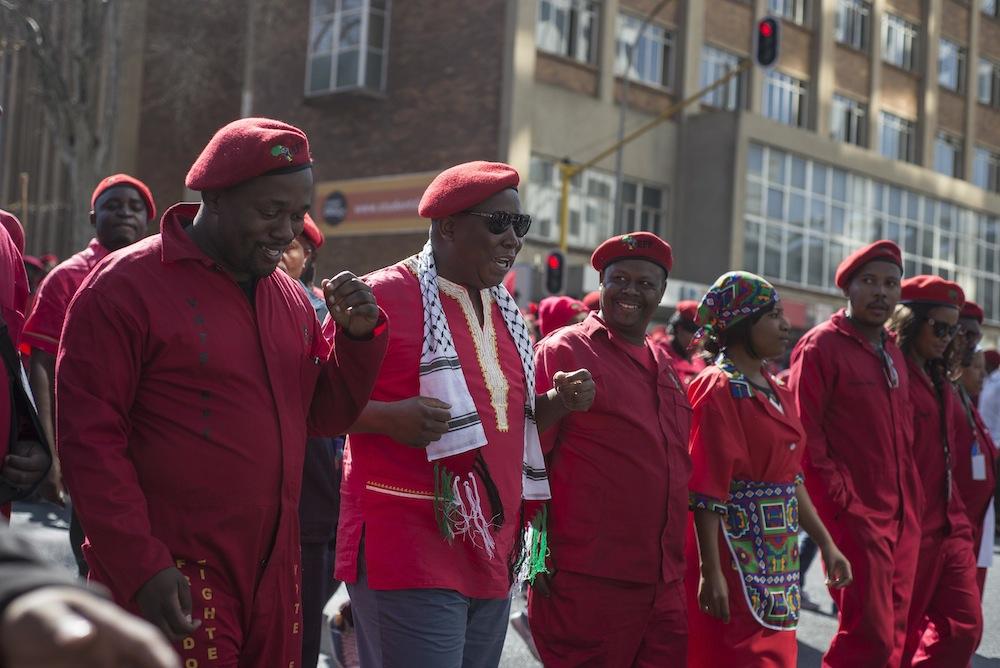 EFF MARCH TO LEGISLATURE IH 20