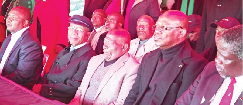 Lesotho alliance [Sunday Express]