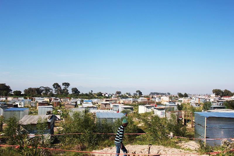 Marikana settlement 1