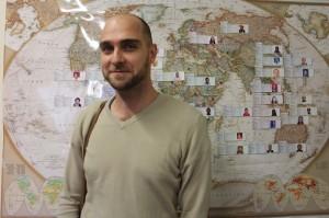 Stefan Kruger MSF