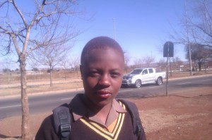 Tsholofelo Radebe