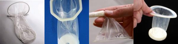 При одевании презерватива член падает