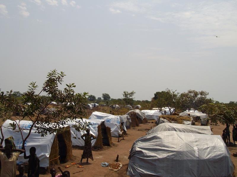 IDP camp Kabo Bangui CAR [wikimedia commons]