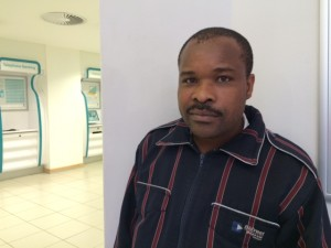 Thabo Mlawu