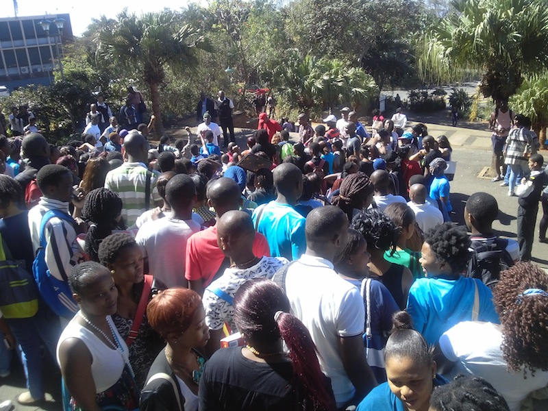 UKZN strike 2