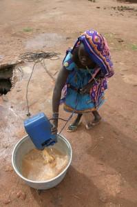 Unsafe drinking water [wikimedia commons]