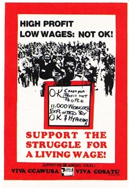 Support the struggle