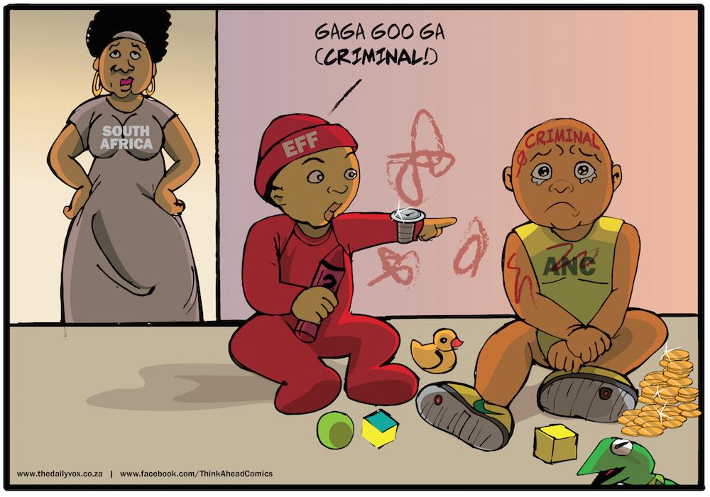 ANC EFF babies