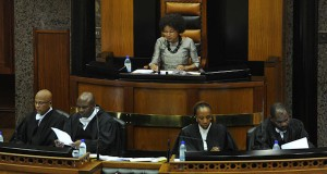 Baleka Mbete parliament [gcis]
