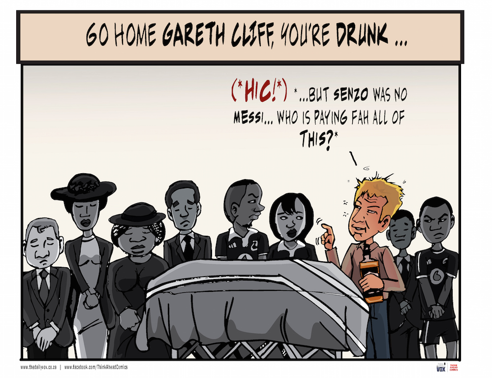 Gareth Cliff [Nathi cartoon]