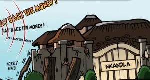 Nkandla wall [cartoon] [slider]