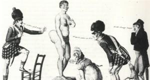 Saartjie Baartman La Belle Hottentot [wikimedia]