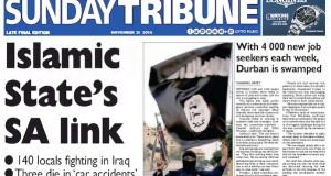 Sunday Tribune Islamic State SA link [slider]