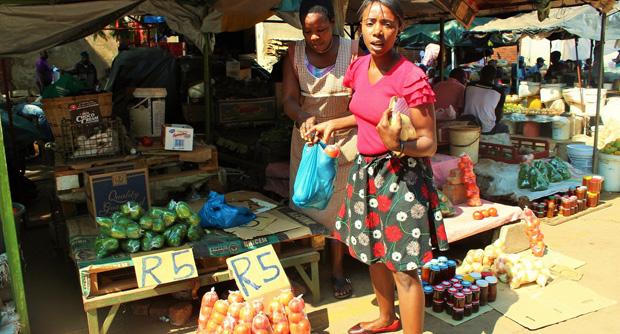 Bulawayo market [Tendai]