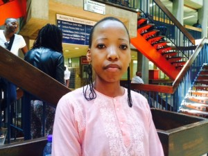 Millicent Mhlambi