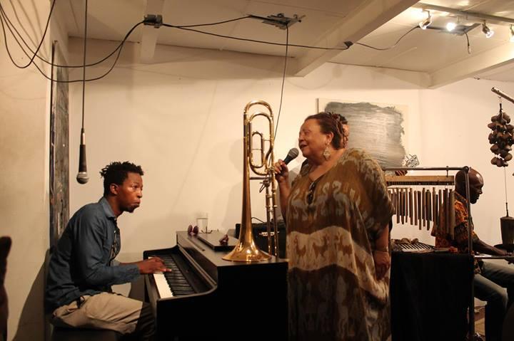 Myesha Jenkins studio