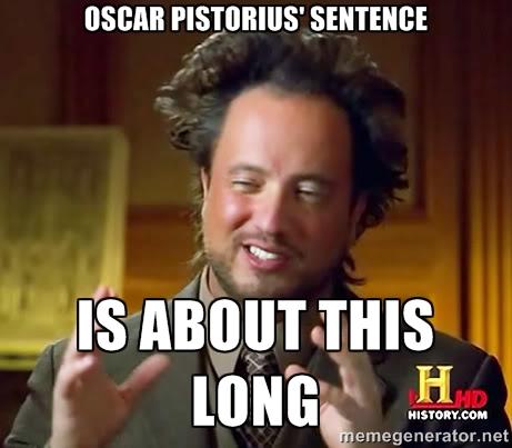 oscar pistorius sentence