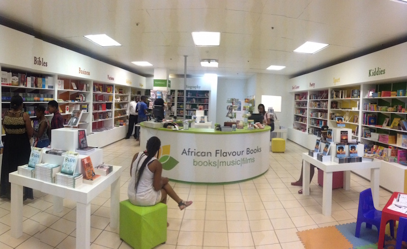African Flavour Books view