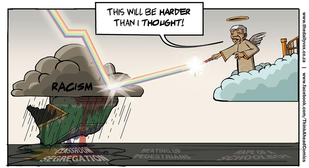 Madiba Racism