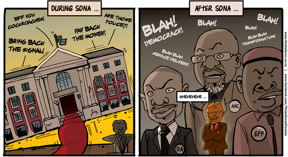 Parliament SONA