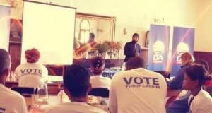 Yusuf Cassim at DA provincial congress [via Facebook]
