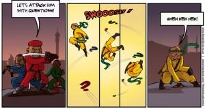 Ninja Zuma [slider]