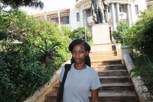 Sthembile Mahaye