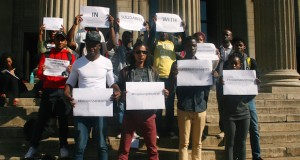 Transform Wits solidarity march