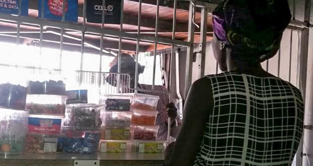 Zimbabwe shopkeeper as told to