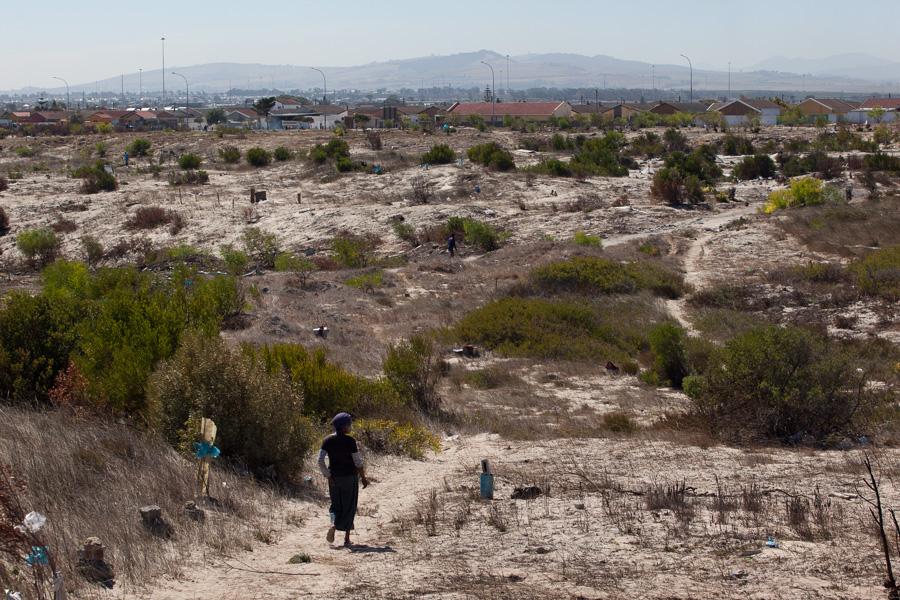 Ashraf Hendricks landgrabs 1