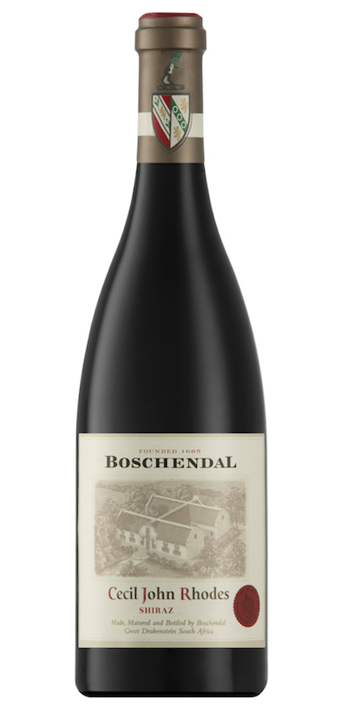 The boschendal cecil john reserve when rhodes must fall for Boschendal wine