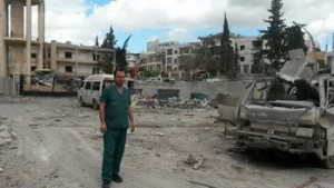 Syria Gift of the Givers 1