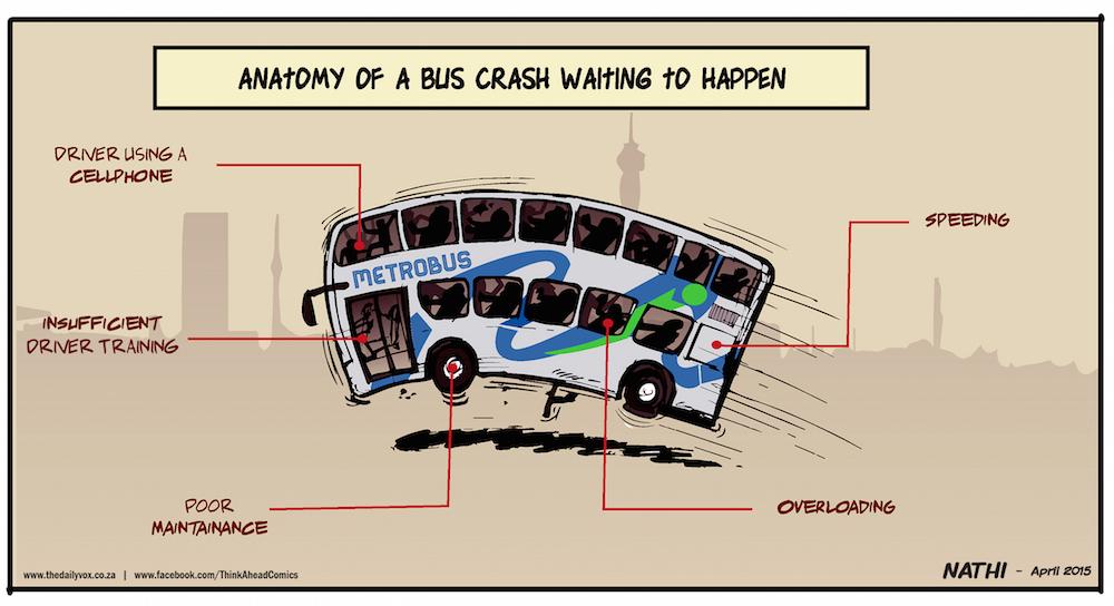 Metrobus crash