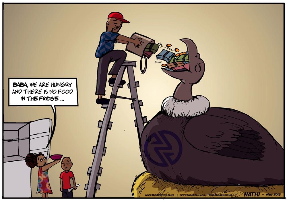 Feeding Eskom