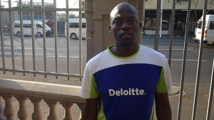 Lwazi Thango, 27, IT Specialist, Westville