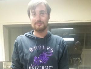 Matthew Rhodes student