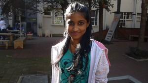 Preleen Alexandria, 21, Student,       Queensburg ( Shallcross)