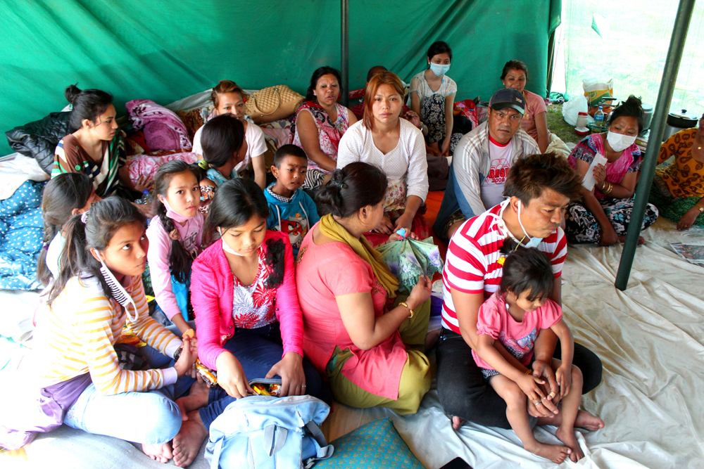 Relief Camp (6)