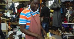 Shoeshop owner