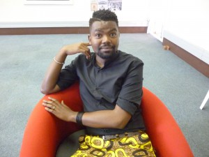 Andile Dube, 25, Informations Officer, Durban