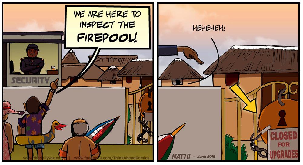 Nkandla inspex