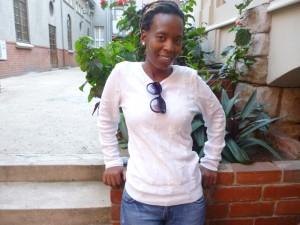 Sam Mtshali, 29, Interior designer, Pinetown