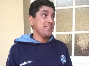 Zainul Dawood, 36, student, Durban