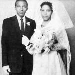 Tutus as newlyweds